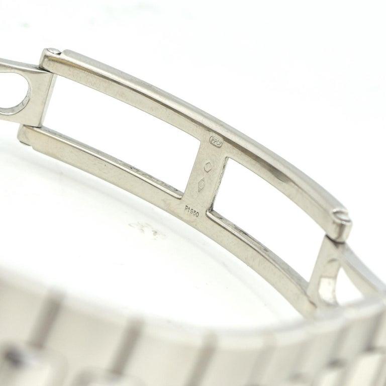 Patek Philippe Emerald 5711P Nautilus 40th Anniversary Watch For Sale 2