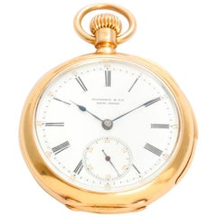 Patek Philippe For Tiffany & Co. Minute Repeater Pocket Watch