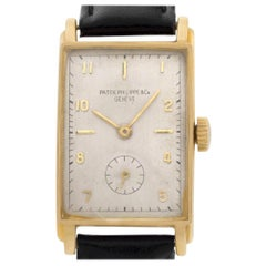 Patek Philippe Geneve 1559, Beige Dial, Certified and Warranty