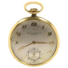 Patek Philippe Gents 1940s Pocket Watch