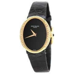Patek Philippe Gold and Diamond Watch