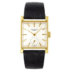 Patek Philippe Gold Wristwatch