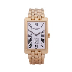 Patek Philippe Gondolo 18k Yellow Gold 5009 Wristwatch