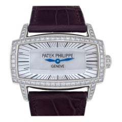 Patek Philippe Gondolo 4981G-001, Black Dial, Certified and Warranty