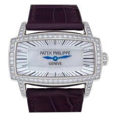 Patek Philippe Gondolo 4981G-001, White Dial, Certified and Warrant