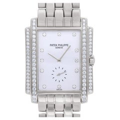 Patek Philippe Gondolo 5025/1G-001, White Dial, Certified