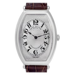 Patek Philippe Gondolo 5098P-001, Silver Dial, Certified