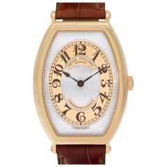 Patek Philippe Gondolo 5098R-001, Gold Dial, Certified and Warranty