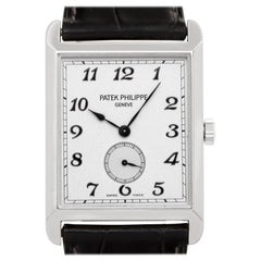 Patek Philippe Gondolo 5109G, Silver Dial, Certified and Warranty