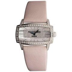 Patek Philippe Gondolo Gemma Diamond Set Mother of Pearl Dial Manual Wind Watch