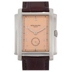 Patek Philippe Gondolo White Gold Watch 5024G-001