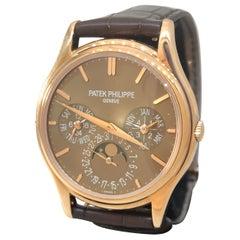 Patek Philippe Grand Complication Perpetual Calendar Rose Gold Men's Watch 5140R