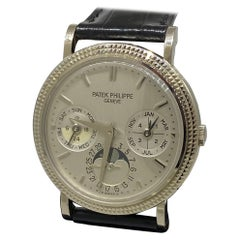 Patek Philippe Grand Complication White Gold Automatic Men's Watch 5039G