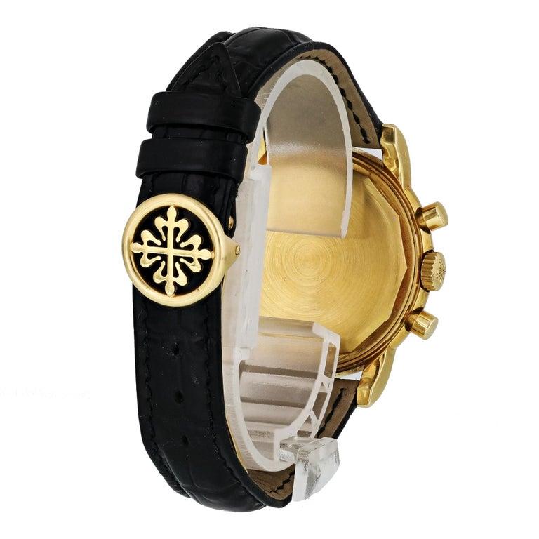 Patek Philippe Grand Complications 3970J Perpetual Calendar Chronograph Men's For Sale 1