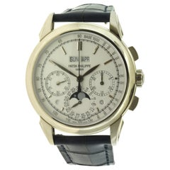 Patek Philippe Grand Complications 5270G-001 White Gold Chronograph Watch