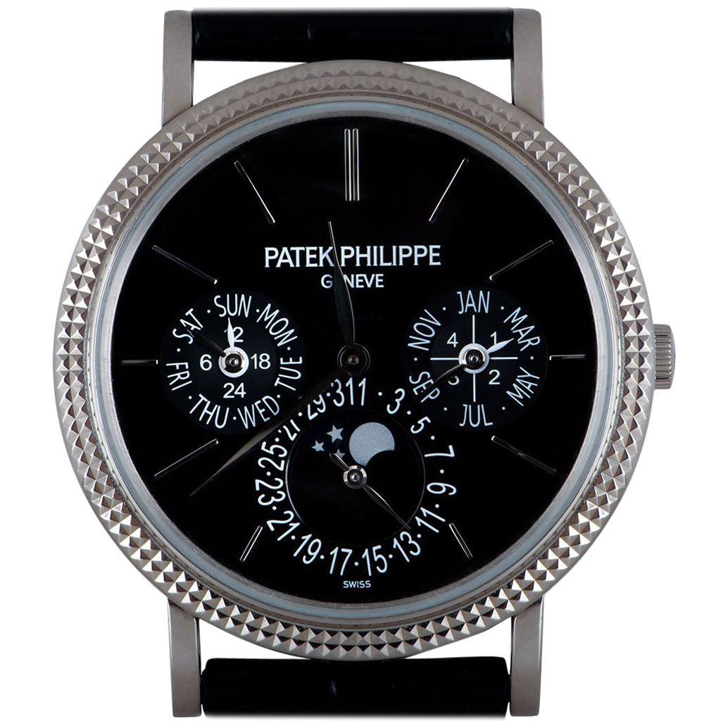 Patek Philippe Grand Complications Perpetual Calendar 18 Karat Gold 5139G-010