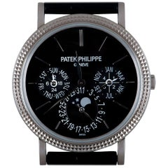 Patek Philippe Grand Complications Perpetual Calendar 18 Karat Gold 5139G-010