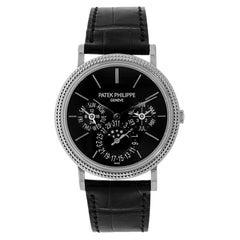 Patek Philippe Grand Complications White Gold Perpetual Calendar Watch 5139G-010