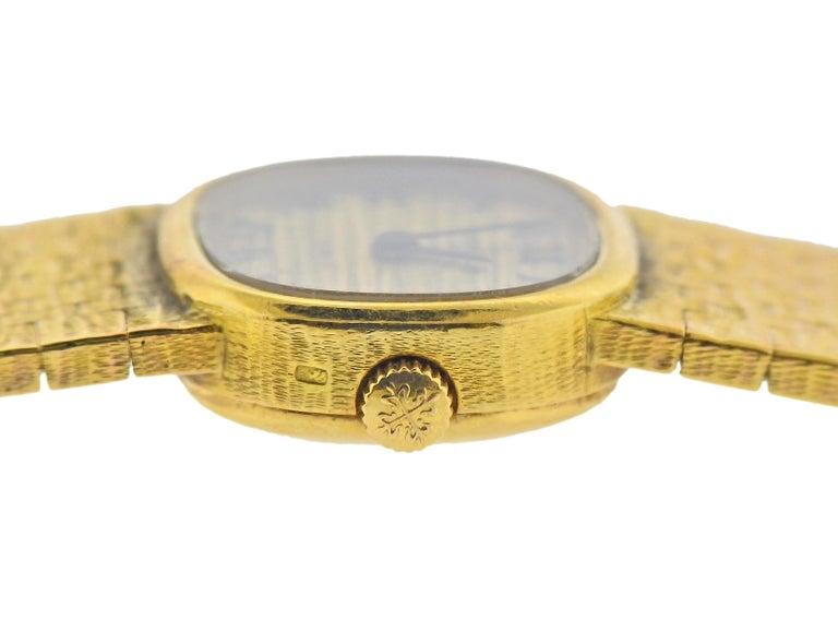 Women's Patek Philippe Gubelin Gold Ladies Watch For Sale
