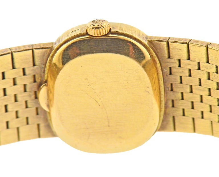 Patek Philippe Gubelin Gold Ladies Watch For Sale 1