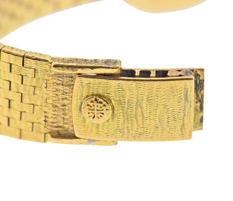 Patek Philippe Gubelin Gold Ladies Watch For Sale 2