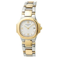 Patek Philippe Nautilus 4700/15, Gold Dial, Certified and Warranty