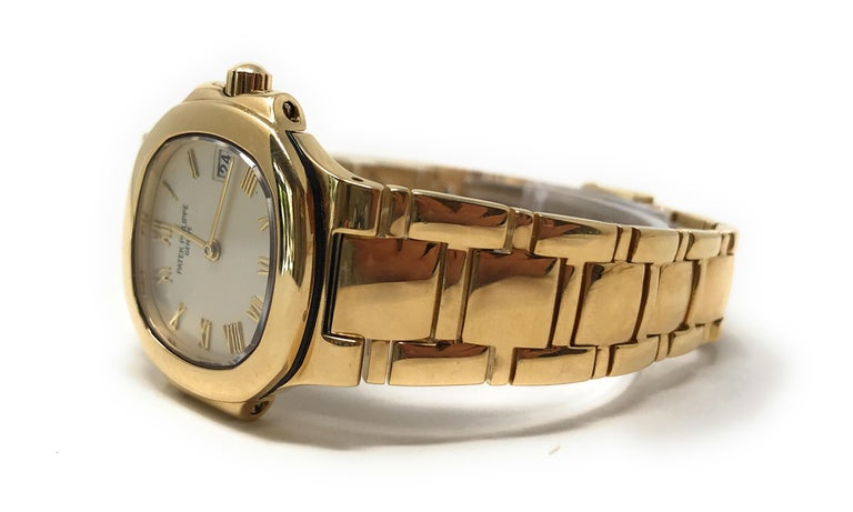 Patek Philippe Nautilus 4700/51J-001 In Fair Condition For Sale In New York, NY