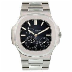 Patek Philippe Nautilus 5712/1A-001, Case, Certified and Warranty