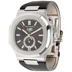 Patek Philippe Nautilus Annual Calendar 5726A-001 Men's Watch in Stainless Steel