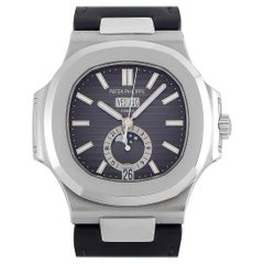 Patek Philippe Nautilus Annual Calendar Moon Phase Watch 5726A-001