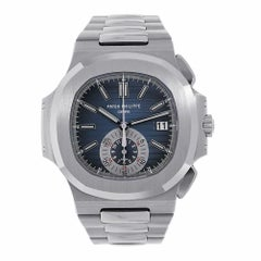 Patek Philippe Nautilus Chronogaph Stainless Steel Watch 5980/1A-001