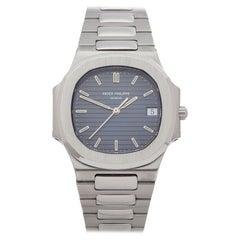 Patek Philippe Nautilus Sigma Dial Stainless Steel 3900 Wristwatch