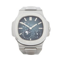 Patek Philippe Nautilus Stainless Steel 5712 Wristwatch