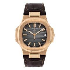Patek Philippe Nautilus Tiffany & Co. Rose Gold Watch 5711R-001