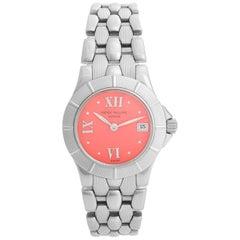 Patek Philippe Neptune Ladies Steel Watch 4880 / 1A