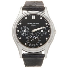 Patek Philippe Perpetual Calendar Grand Complications Platinum 5140P