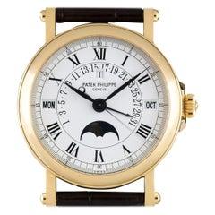 Patek Philippe Perpetual Calendar Retrograde Automatic Wristwatch