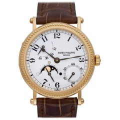 Patek Philippe Power Reserve 5015J; Certified and Warranty