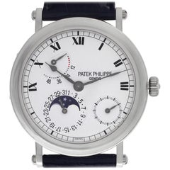 Patek Philippe Power Reserve 5054/P, White Dial, Certified