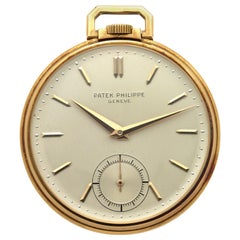 Patek Philippe Ref. 600 Dress Watch Yellow Gold