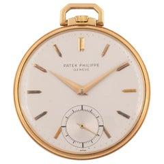 Patek Philippe Ref. 600 Dress Watch Yellow Gold