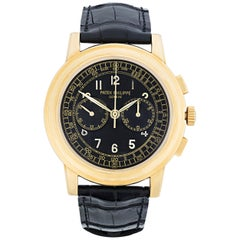 Patek Philippe Reference 5070J Chronograph Wristwatch