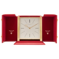 Jaeger Lecoultre Stirrup Clock For Sale At 1stdibs