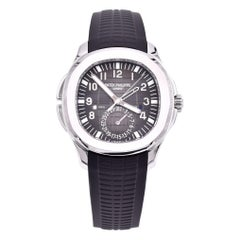Patek Philippe Stainless Steel Aquanaut Watch Ref. 5164A