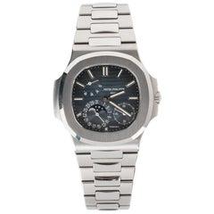 Patek Philippe Tiffany & Co. Nautilus 5712/1A Steel Watch Very Rare
