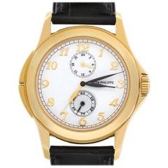 Patek Philippe Travel Time 5134J-001 18 Karat Manual Watch