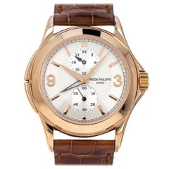 Patek Philippe Travel Time 5134R-011, Case, Certified and Warranty
