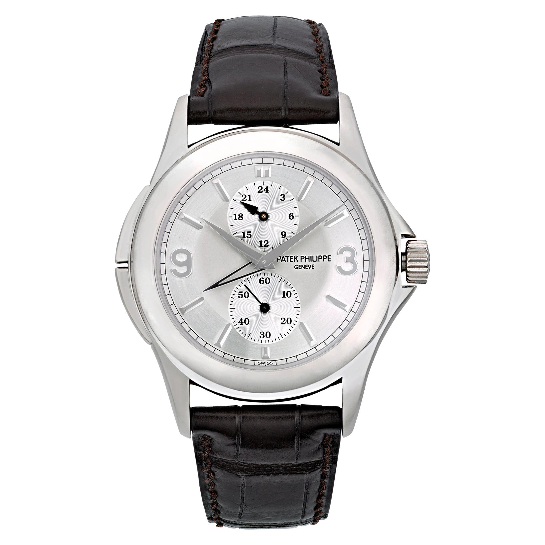 Patek Philippe Travel Time Watch