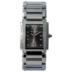 Patek Philippe Twenty 4 4910/10A-010, Grey Dial, Certified