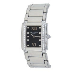 Patek Philippe Twenty 4 Stainless Steel Swiss Quartz Ladies Watch 4910